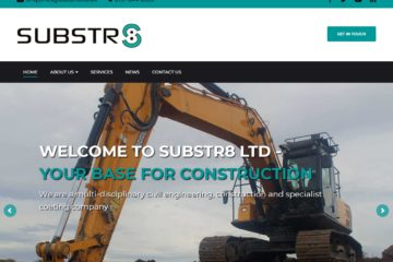 Substr8 Ltd